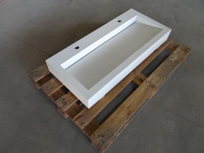 Wastafel Van Beton : Wasbak limburg betonnen wasbak soliddutch beton