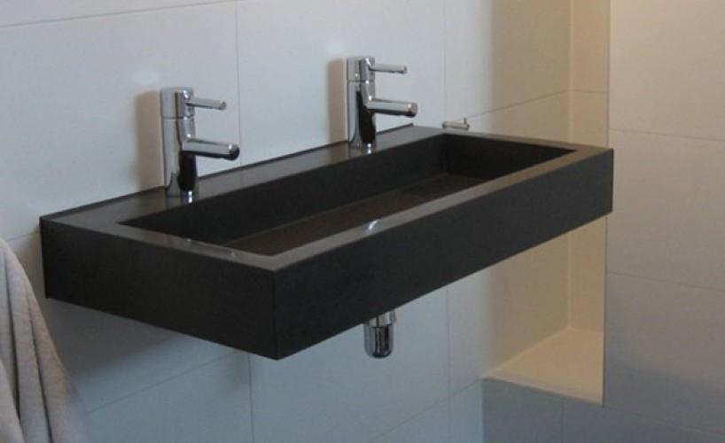 Afvoer Wasbak Badkamer : Wasbak zeeland betonnen wasbak soliddutch beton