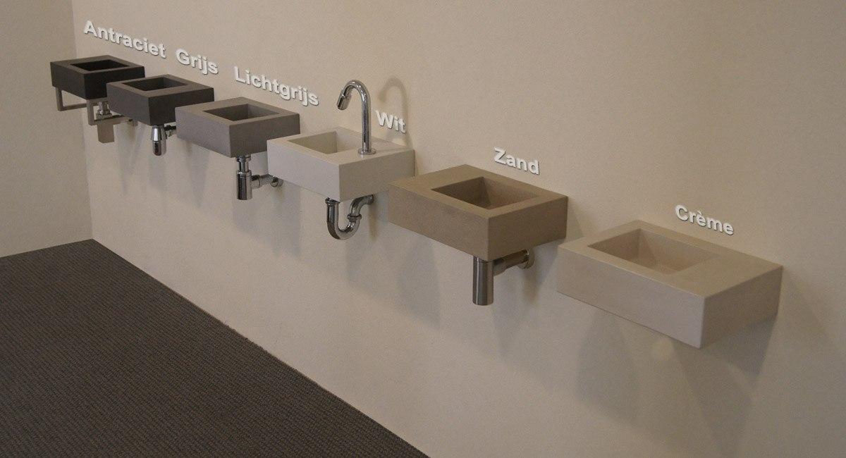 20170413&185422_Wasbak Badkamer Beton ~ Betonnen Wasbak Badkamer Betonnen design wastafel lavabo van
