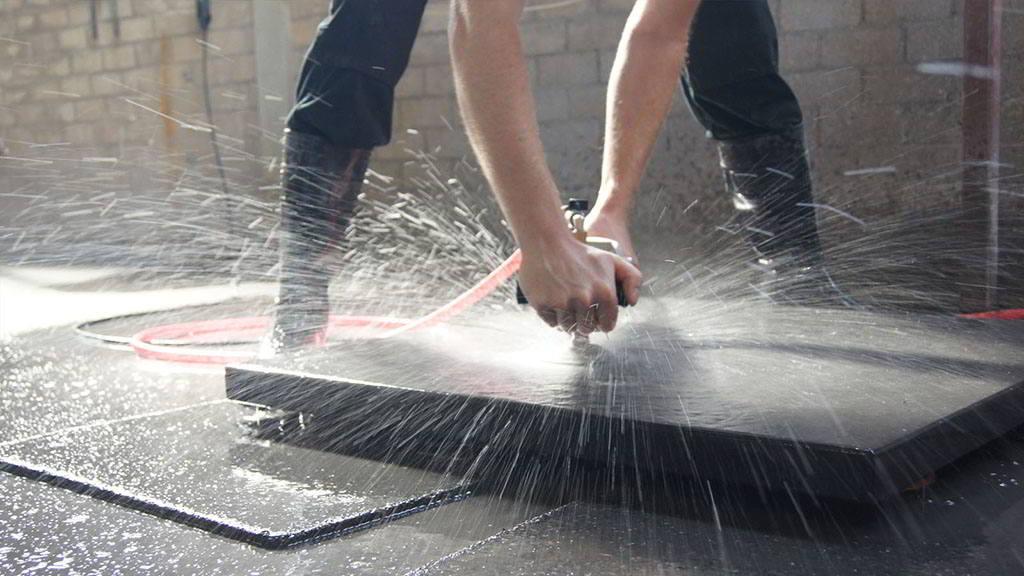 Betonnen Wasbak Badkamer : Betonlook in de badkamer materialen hun eigenschappen